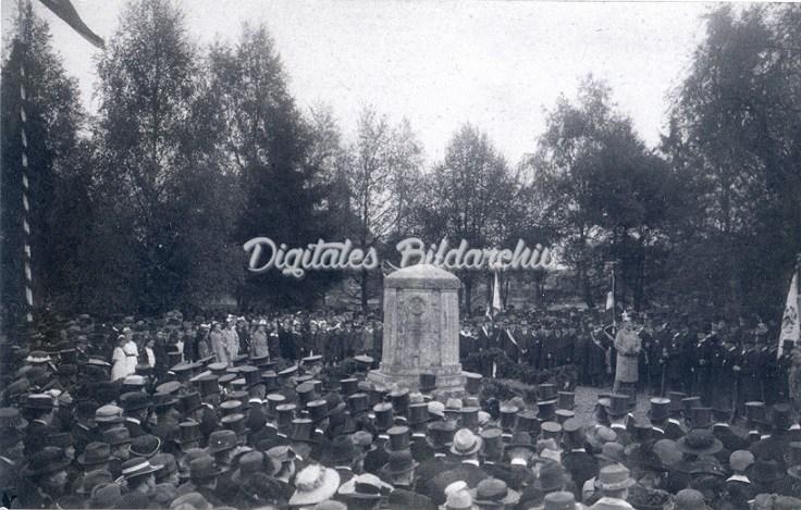 Der Friedhof Wilhelmsgarten ist der Ursprung für die Franzosentreppe