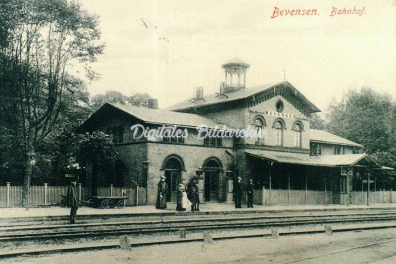 D0101d 0022 – Bahnhof um 1890