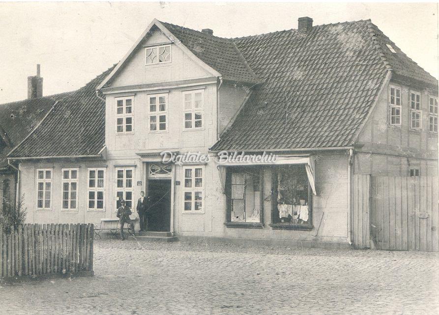 D0101b 0313 - Bev-Lüneburger Straße Nr.21-Textilhandel Theodor Schulze 1896