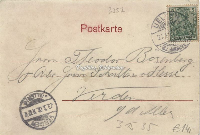D0101a Ordner 004-0002 (2) gel. 1901 Slg Springer