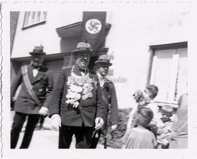 D0109 0036 - SM Ludwig Engelhardt Schützenfest Slg. Fam. Benninghoven