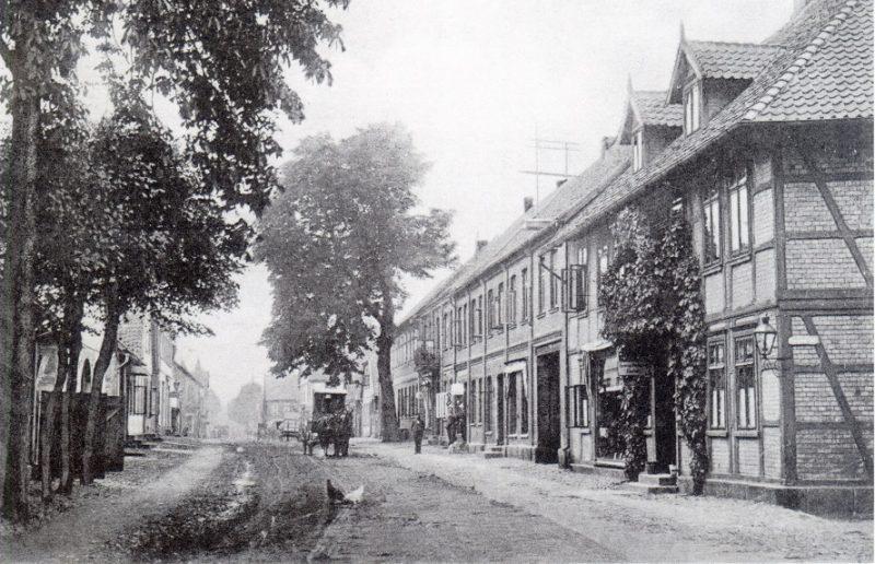 Feddersen Lüneburger Straße Bevensen