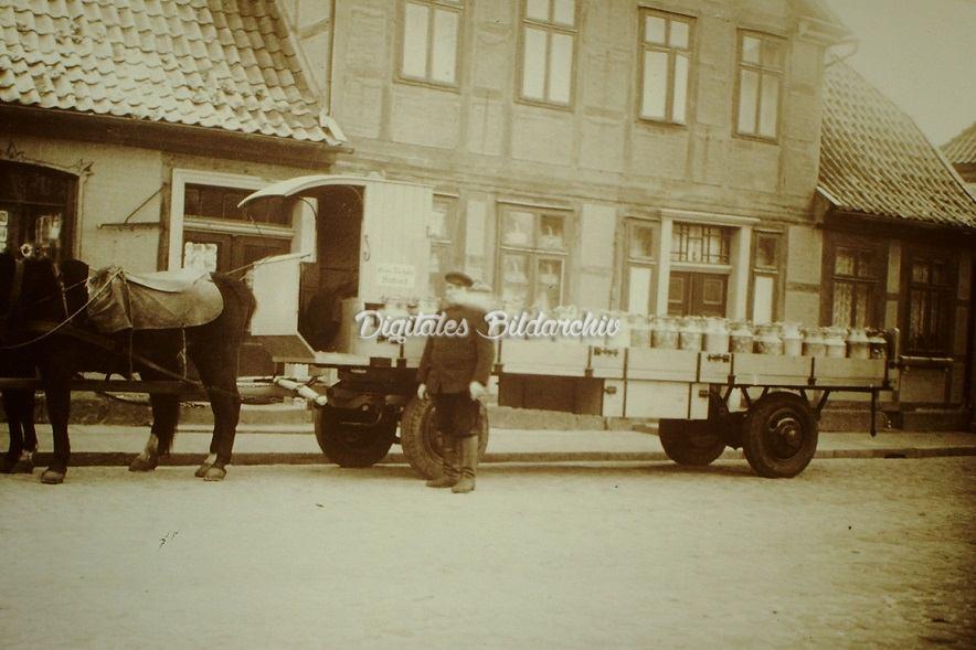 Milchwagen Wünecke 1938