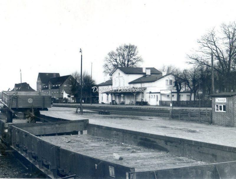 Bevenser Bahnhof