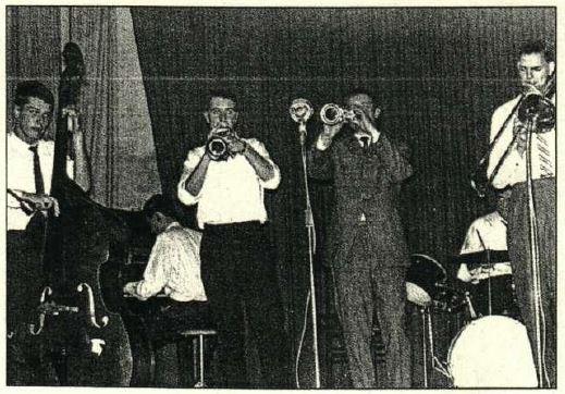 Jazzmusik im Hotel