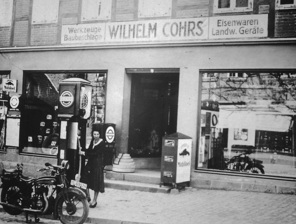 Eisenwarengeschäft Wilhelm Cohrs