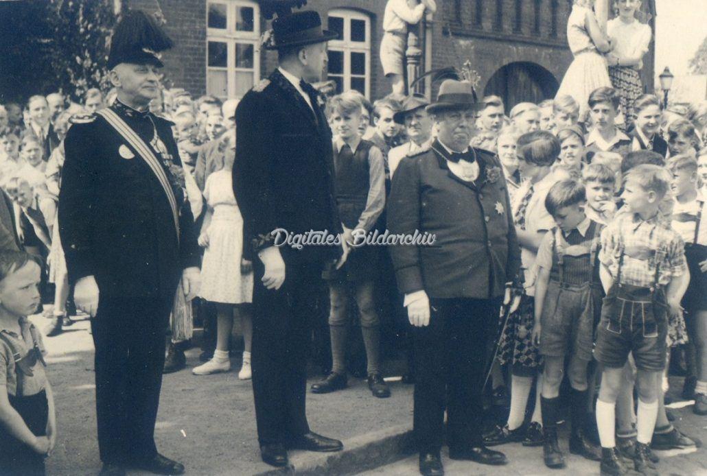 Schützenfest Bevensen 1951