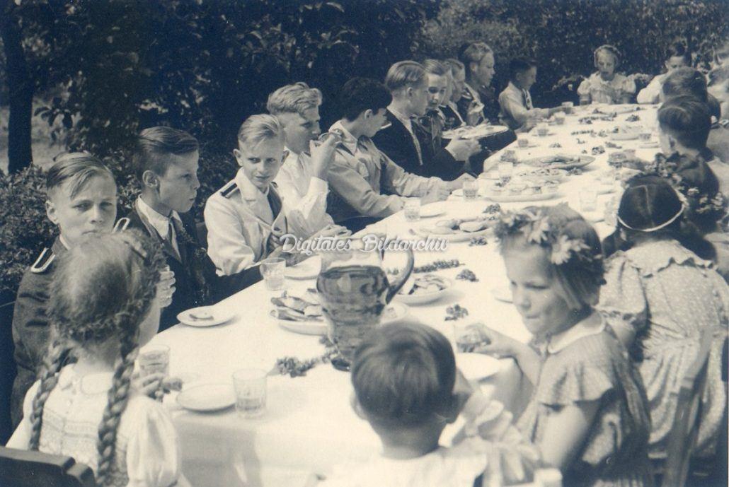 Kinderschützenfest 1951