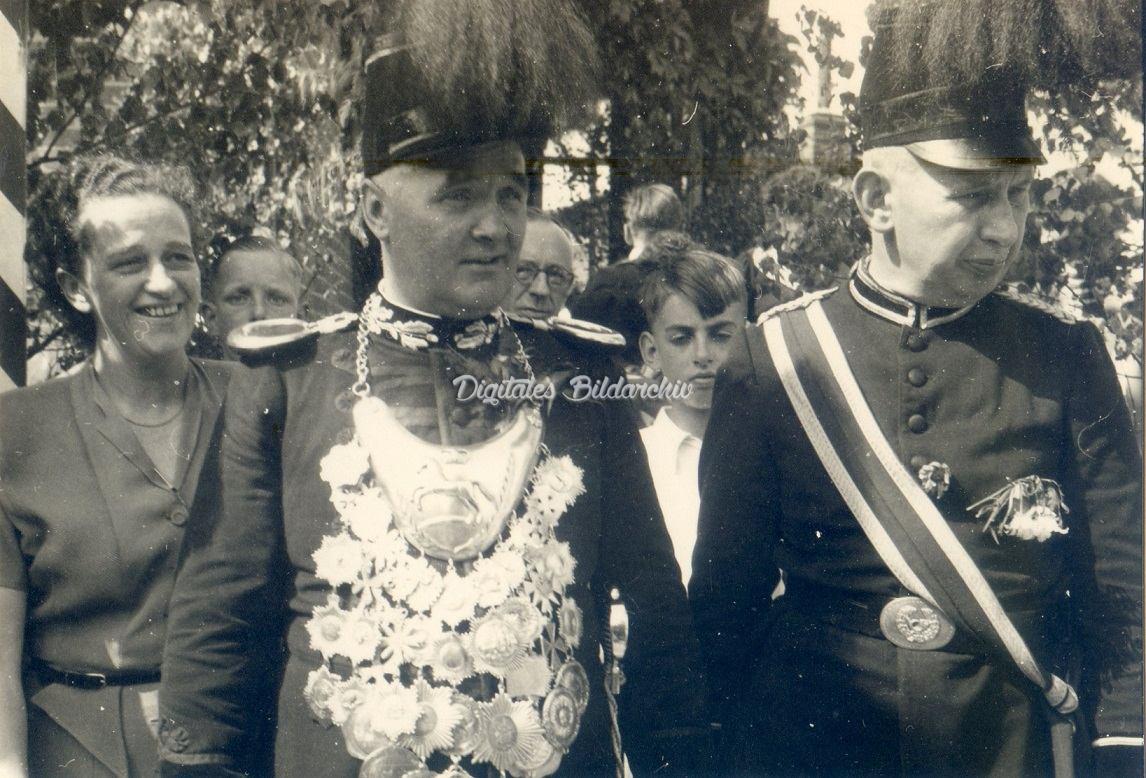 Schützenfest 1953 Bevensen